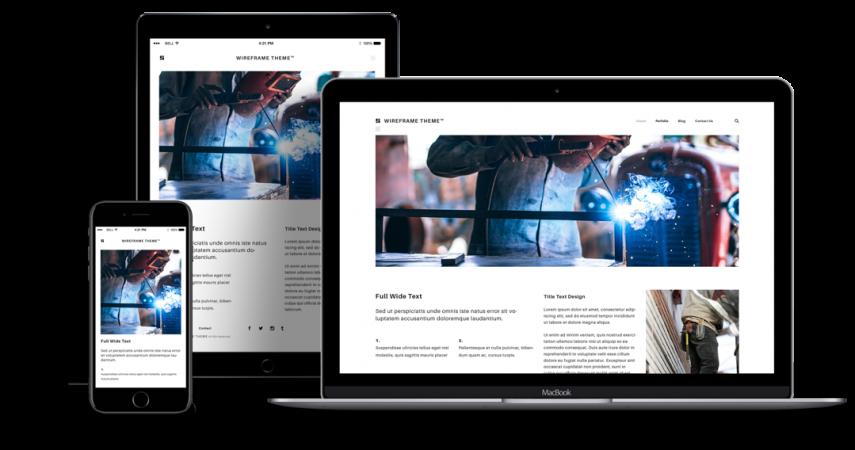 website-responsive-image